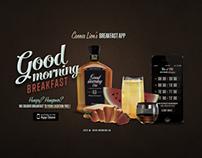 Good Morning Breakfast Application