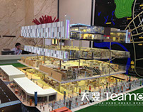 New Project Photos of Commercial Physical Model