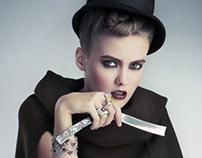 Diamond in the Rough (Harper's Bazaar SG Oct 13)