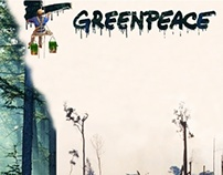 Greenpeace Poster