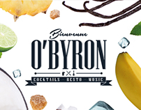 O'BYRON cocktails-resto-music