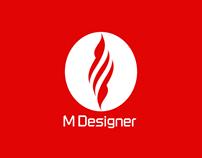 Logo M Designer