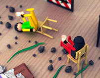 Playmobil - Mum just go back from work