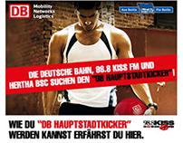 DB Hauptstadtkicker - KISS FM