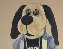 Nike Skateboard portraits