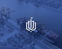 Ranisy Logistics Branding Identity