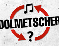 "Logo: ""KISS FM Dolmetscher"""