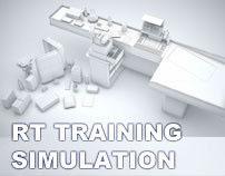 RT Checkout Training Simulator