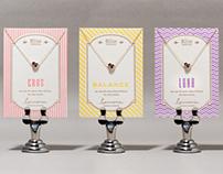 lamana : Bliss Collection CardBoard Design