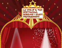 The show of life - Informato e connesso-contest