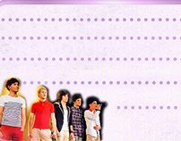 One Direction-Stationery