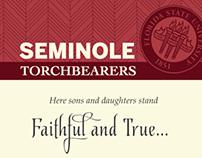 Seminole Torchbearers Thanksgiving E-Card