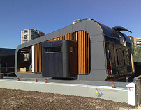 Solar Decathlon Europe: Urcomante House