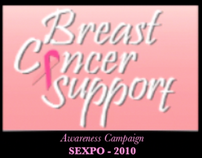 SEXPO - Sydney 2010 - Breast Cancer Support