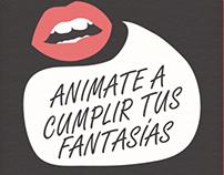 Vouchers del Placer - Animate a cumplir tus fantasias