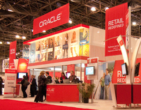 Oracle NRF Booth