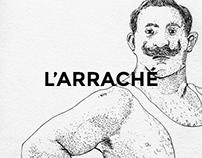 L'Arraché - Posters