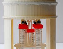 Microbiota Isolation System for Fecal Transplantation