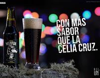 Cerveza Manada