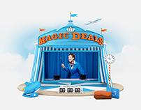 KLM Magic Deals
