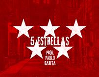 Natos y Waor | 5 Estrellas [Barras Bravas Vol. 2]