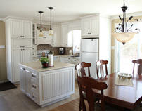 Classic kitchen redesign