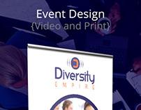 Diversity Empire Event Design