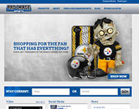 Pro Image Sports Website