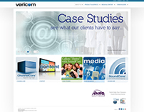 Vericom Corporation Website