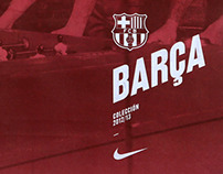 NIKE FCB EXPRESS COLLECTION