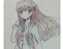 Sketchbook Drawings (2)