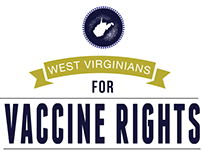Logo Design- West Virginians for Vaccine Rights