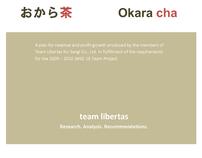 Marketing Research Report - Tokyo, Japan