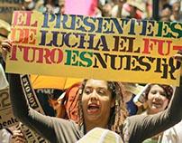 2da marcha Anti Peña