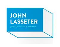 JOHN LASSETER monograph