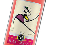Podrum vina Radovanovic