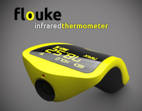 FLOUKE, infrared thermometer