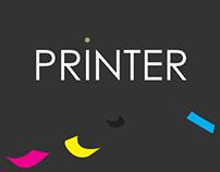 Printer Animation