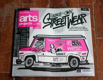 COVER Computer arts #143