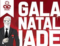 """Gala de Natal"" AE-IADE U Creative University"