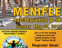 Half-Marathon Poster