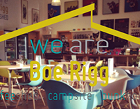 We Are Boe Rigg - Coffee Shop Branding