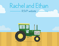 Wedding RSVP website