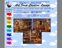 Art Soup Website
