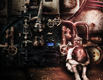 Children of the Mechanism | Bookcovers
