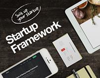 Startup Design Framework: Backstage