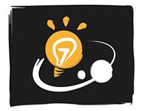 SUN'S SAT (logo)