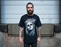 Addictive tattoo clothing