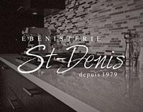 ÉBÉNISTERIE ST-DENIS
