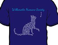 Cat Wordle T-Shirt